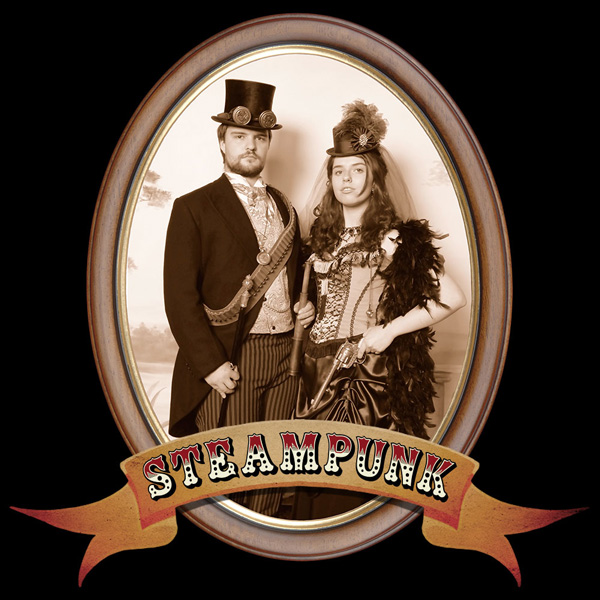 STEAMPUNK-PORTRAITS