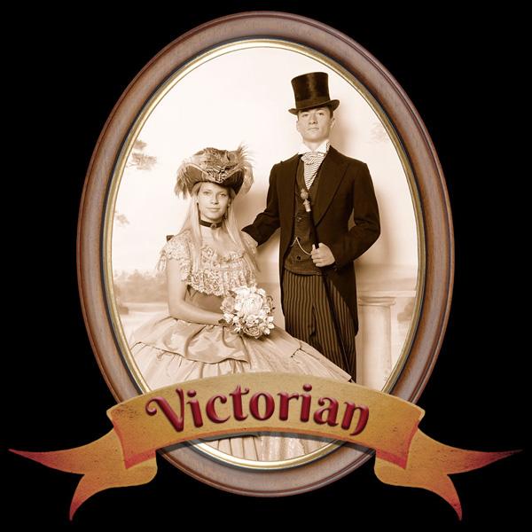 VICTORIAN-PORTRAITS